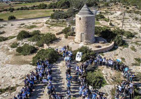 """Avui fa 4 anys de la manifestació """"Formentera DIU NO"""""""