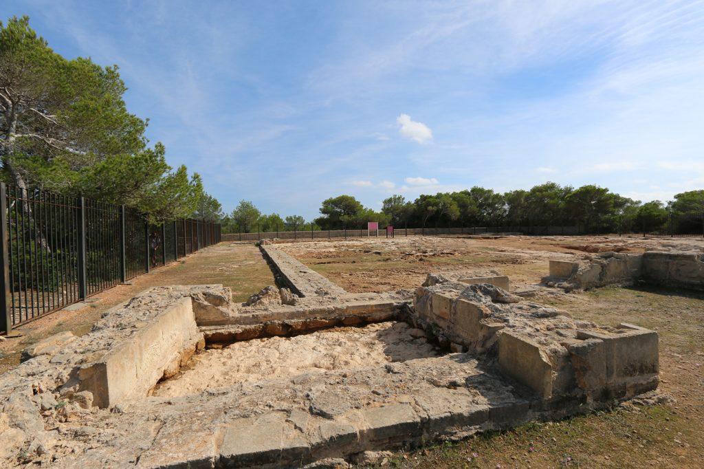 sito archeologico formentera