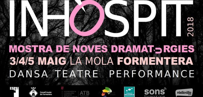 Espai F presenta Inhòspit, una mostra de tres dies de teatre innovador