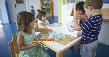 Les escoletes obrin la matriculació amb set infants en llista d'espera