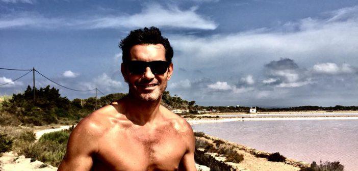 El presentador Jesús Vázquez defensa el medi ambient de Formentera