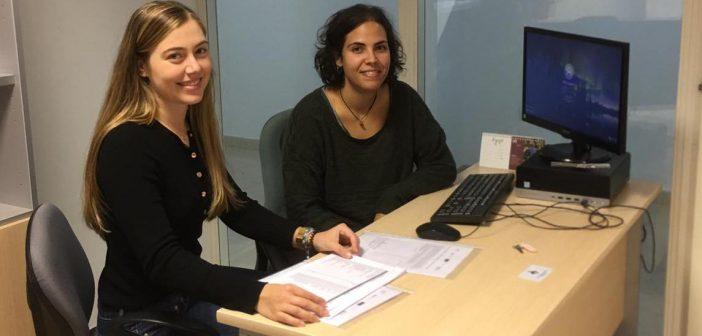 El Consell incorpora dues treballadores gràcies a un Programa delSOIB