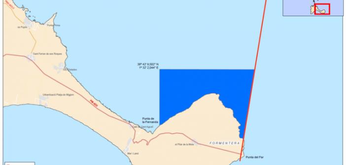 Per pescar a la Reserva Marina de la Punta de sa Creu s'ha de tenir un permís especial