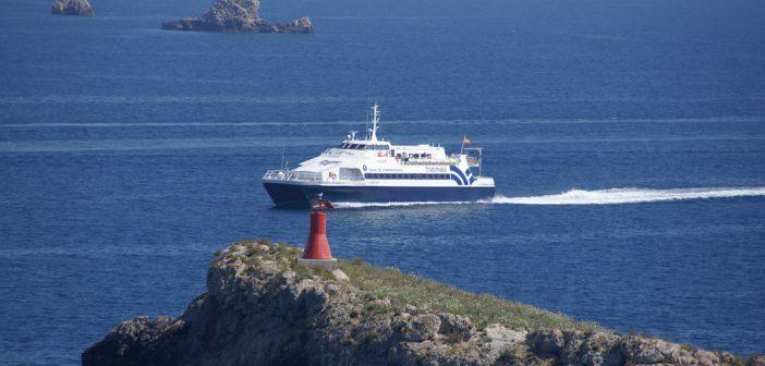 El Govern espera garantir l'accessibilitat dels vaixells durant la tramitació del Decret de Transport Marítim