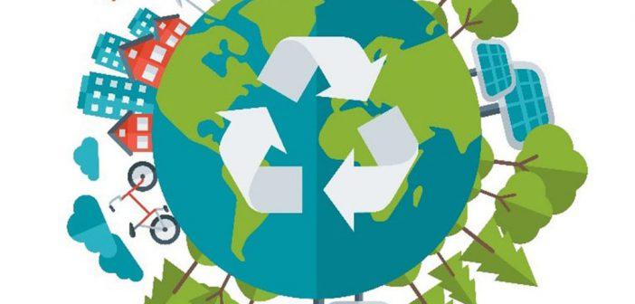 Taller de reciclatge en el programa Formentera amb Síria i Pawe
