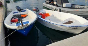 12 detinguts per arribar irregularment a Formentera en la segona barca del cap de setmana