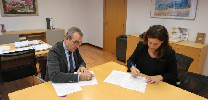 Formentera signa un conveni per desenvolupar el pacte per al clima i l'energia a l'illa