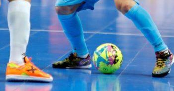 Dissabte amb cinc encontres de Futbol Sala