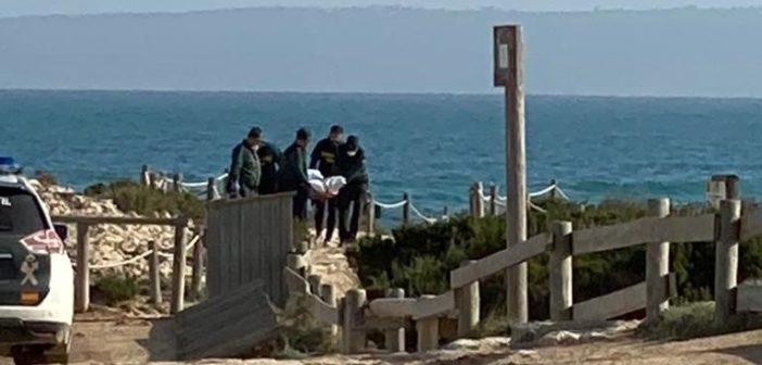 Apareix un segon cadàver a la platja de Llevant