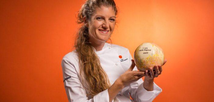 El Restaurant Quimera guanya el premi Sol de la mà d'Ana Jiménez