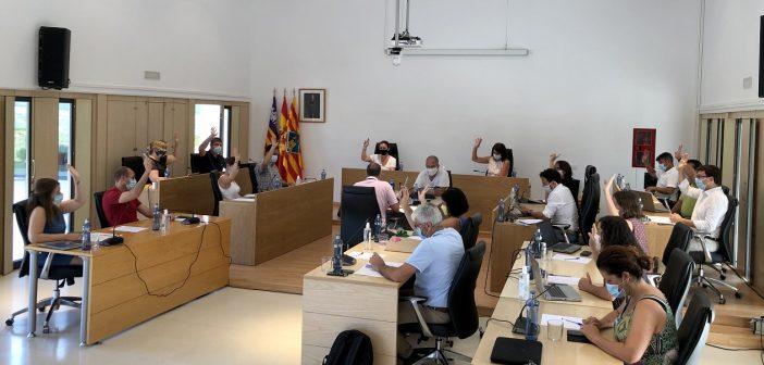 Valoracions del PSOE, Sa Unió i GxF sobre el Ple del mes de juliol