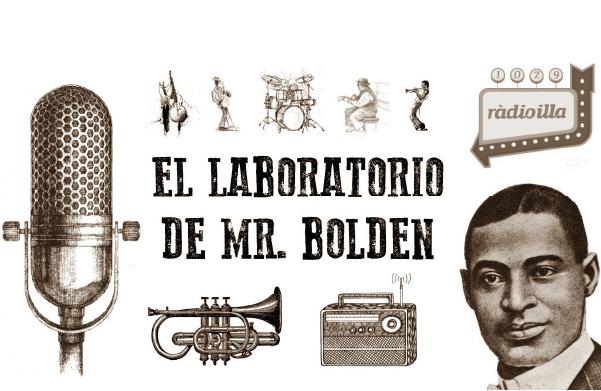 El laboratorio de Mr Bolden