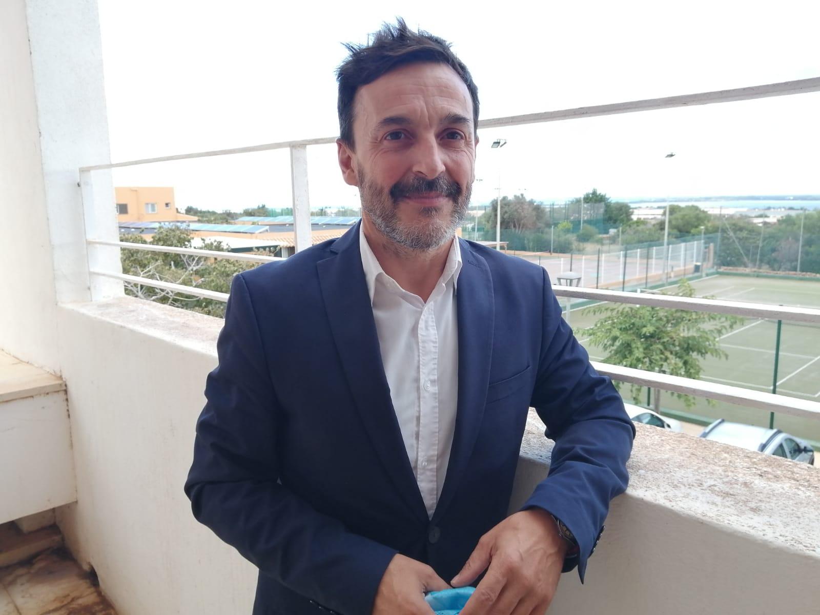 Rafa Ramírez a Ràdio Illa.